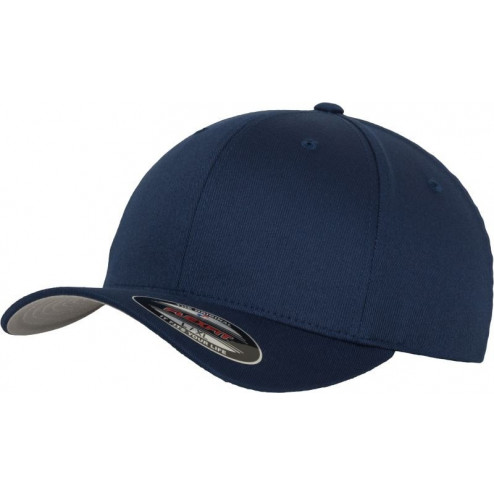 FLEXFIT 6 Panel Wooly Combed Kappe
