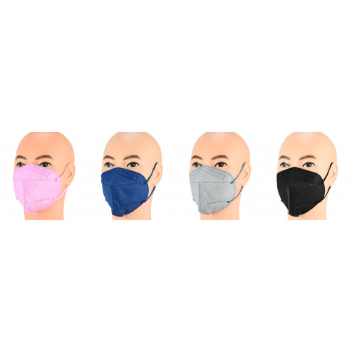 FFP2 Schutzmaske färbig