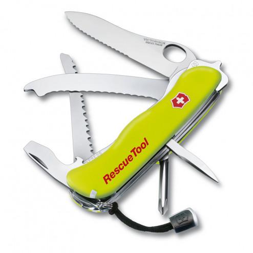 Schweizer Taschenmesser Rescue Tool 111mm