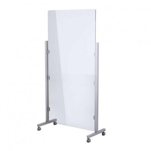 Mobile Schutzwand
