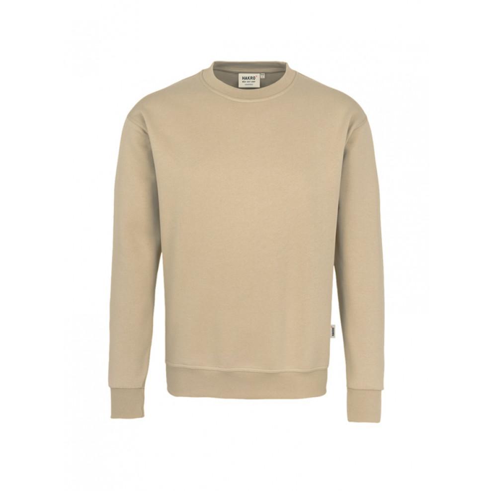 HAKRO Sweatshirt Premium schwarz Gr.L