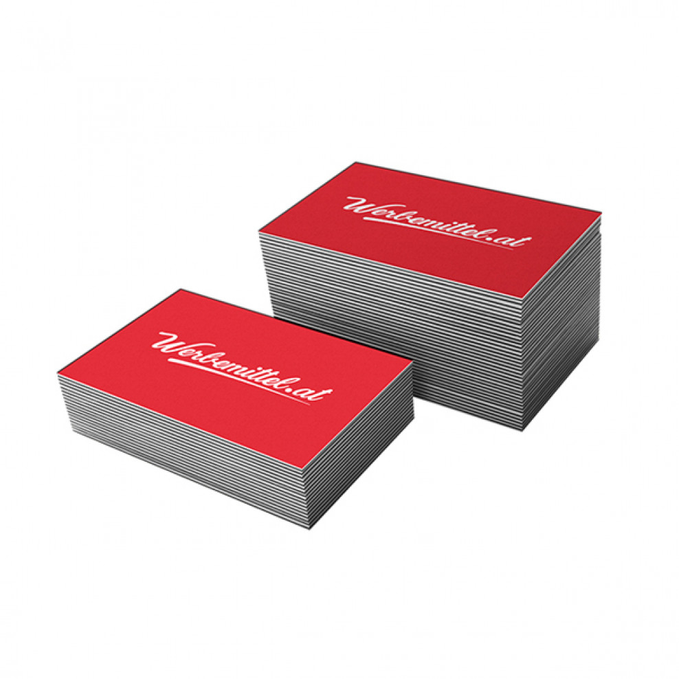 Visitenkarten Standard