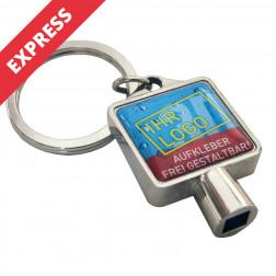 Heizkörper Entlüfter Schlüsselanhänger Express