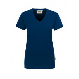Damen V-Shirt Classic HAKRO