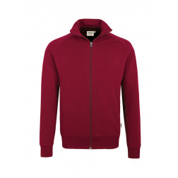 Sweatjacke College HAKRO