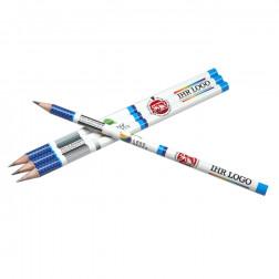 Bleistift mit 360° Folientransferdruck