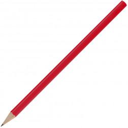 Bleistift, lackiert, rund