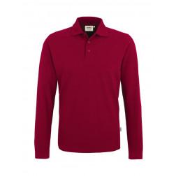 Herren Longsleeve-Poloshirt Classic HAKRO