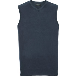 V-Neck Strickpullunder