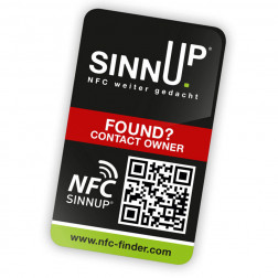 NFC-Finder Sticker