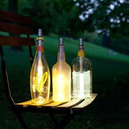 Bottlelight Stableuchte