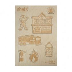 FF Kinder Holz-Puzzle