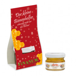 Honig mit Tee-Rezept