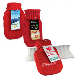 Mini-Wärmeflasche