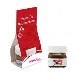 Nutella mit Backrezept