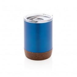 Vakuum-Tasse mit Kork-Details