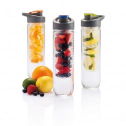 Wasserflasche mit Aromafach