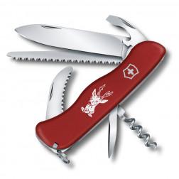 Schweizer Taschenmesser Hunter 111mm