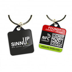 NFC-Finder Schlüsselanhänger premium