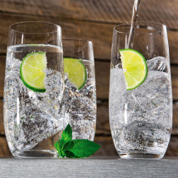 KIRIBATI Wasserglas