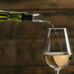 PILBARA Set aus Weinkühler mit -ausgießer