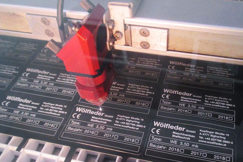 Lasergravur & Laserzuschnitte